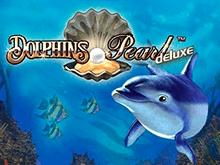 игровой автомат Dolphin's Pearl Deluxe / Жемчужина Дельфина Делюкс / Дельфин Делюкс