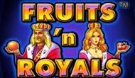 игровой устройство Fruits and Royals