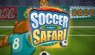 игровой автоматическое устройство Soccer Safari