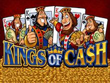 игровой автомат Kings Of Cash / Короли Кэша / Короли Налички