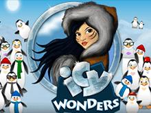 игровой автомат Icy Wonders / Ледяные Чудеса