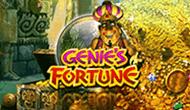 Игровые автоматы Genie's Fortune (Vulkan casino)