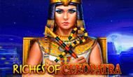 Игровые автоматы Riches of Cleopatra (Vulkan casino)