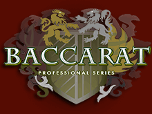 игровой автомат Baccarat Pro Series Table Game / Баккара Про Серия