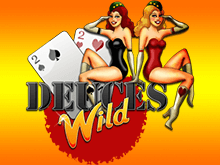 игровой автомат Deuces Wild / Дикие Двойки