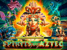 игровой автомат Spirits of Aztec / Духи Ацтеков