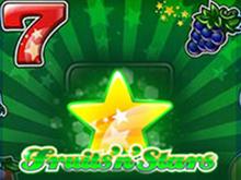 игровой автомат Fruits 'N' Stars / Фрукты И Звезды