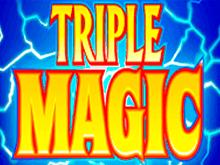 Игра во казино Вулкан Тройная Магия