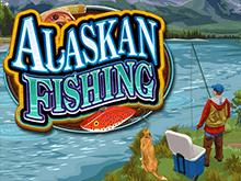 Игровые автоматы онлайн Рыбалка На Аляске