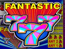 Игровые автоматы онлайн Фантастические Семерки