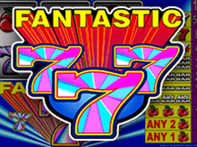 игровой автомат Fantastic Sevens / Фантастические Семерки