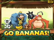игровой автомат Go Bananas! / Вперед Бананы