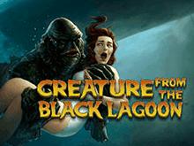 игровой автомат Creature From The Black Lagoon / Чудовище Из Черной Лагуны