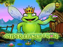 игровой автомат Super Lucky Frog / Удачливая Лягушка